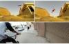 """بالفيديو… شباب موهوب وطاقات واعدة تبدع في فيلم عن رياضة """"الباركور"""" بسوق السبت والفقيه بن صالح"""