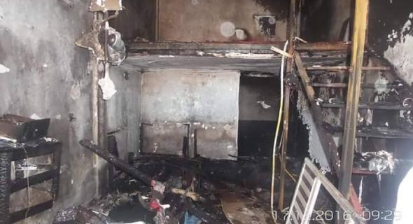 السلامة… حريق مهول بمحل للحلاقة يأتي على الاخضر واليابس ومواطنون يطالبون بتجهيز الوقاية المدنية-صورة-