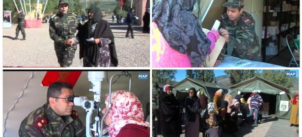 ياريت يزيدو من هد المستشفيات… ربورتاج بالفيديو لوكالة المغرب العربي للأنباء حول منجزات المستشفى العسكري الميداني بواويزغت