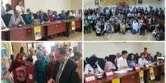 """المديرية الإقليمية بسيدي البرنوصي تنظم المناظرة التلاميذية الإقليمية الثالثة.تحت شعار: """" تلميذات وتلاميذ من أجل مدرسة مواطنة"""""""