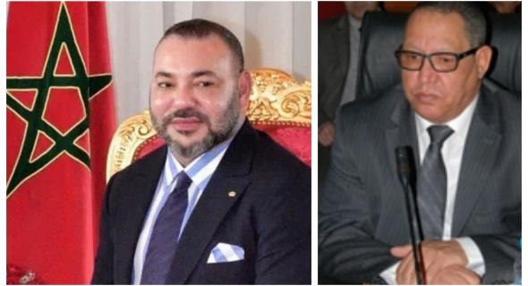 بمناسبة عيد الفطر السعيد… محمد حلحال رئيس المجلس الإقليمي لبني ملال يهنئ جلال الملك محمد السادس