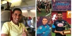 نور الدين هليل ابن أفورار في تصريح حصري لتاكسي نيوز حول مسيرته الرياضية بإيطاليا -فيديو-