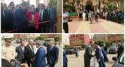 عاجل… وزير العدل والحريات يدشن المحكمة الابتدائية بسوق السبت -فيديو-