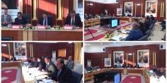 المجلس الإقليمي للفقيه بن صالح يُصادِق على مشاريع اتفاقيات واتفاقيات لإنجاز مشاريع تنموية بكلفة 104 ملايين درهم