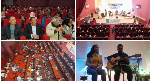 جمعية التنمية للطفولة والشباب بسوق السبت تحتفل بالشاعر الجزائري نور الدين مبخوتي