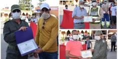 خريبكة… جمعية الأيادي النظيفة تُكرم السلطات المحلية والأمنية وعمال النظافة بمدينة بوجنيبة