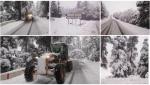 استمرار أمطار الخير والثلوج وانخفاض درجات الحرارة =نشرة جوية=
