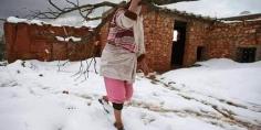 في موسم الثلوج… ماذا عن أشقاءنا في المغرب العميق؟ حيث يتحالف الفقر مع الطبيعة ضد الانسان..!