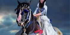 """"""" النيرية """"… شاعرة بني ملال التي تفوقت بشجاعتها على الرجال"""