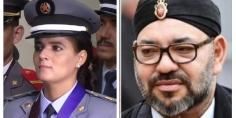 الملك محمد السادس يُعزي عائلة الشهيدة المظلية البطلة مليكة لحمر ويثني على خصالها في رسالة مؤثرة