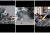 هذي بزاف على حريك… الحرس الاسباني شدو ازيد من 40 مهاجر مخبيين فخناشي وسط الرماد والقراعي ديال الزجاج وصوروهم بالفيديو !!