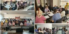 """اللجنة الجهوية لحقوق الإنسان بني ملال خنيفرة تنظم ورشة تفاعلية حول الحق في المشاركة السياسية والمدنية و""""الانتخابات المقبلة نموذجا"""""""