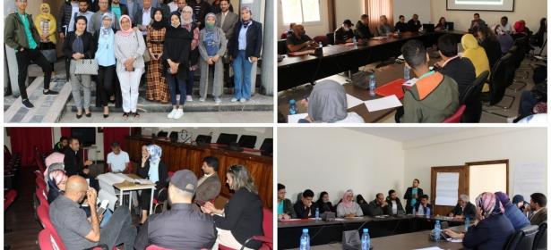 اللجنة الجهوية لحقوق الإنسان بني ملال خنيفرة تنظم دورة تكوينية حول حقوق الإنسان و المواطنة
