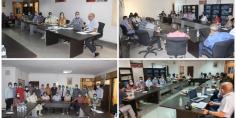 اللجنة الجهوية لحقوق الإنسان ببني ملال خنيفرة تواصل لقاءاتها التواصلية وتُنظم يوما دراسيا حول حق النساء والشباب في المُشاركة السياسية بالانتخابات(صور)