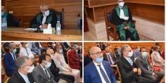تنصيب الوكيل العام للملك والرئيس الأول لمحكمة الاستئناف ببني ملال