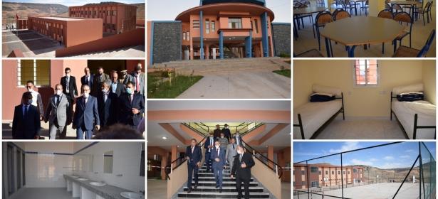 هدو مشاريع غايحدو من الهدر المدرسي …افتتاح مدارس وثانويات وداخليات جديدة بإقليم بني ملال ومدير الأكاديمية يشتغل على المزيد من الشراكات(+ألبوم صور للمؤسسات)