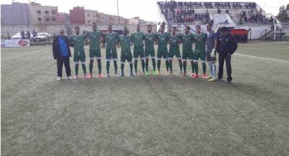 اتحاد أزيلال لكرة القدم ينتزع تعادل ثمين أمام الاتحاد السالمي