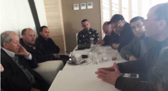 اجتماع اللجنة التحضيرية للمؤتمر السابع عشر لحزب الاستقلال بأزيلال