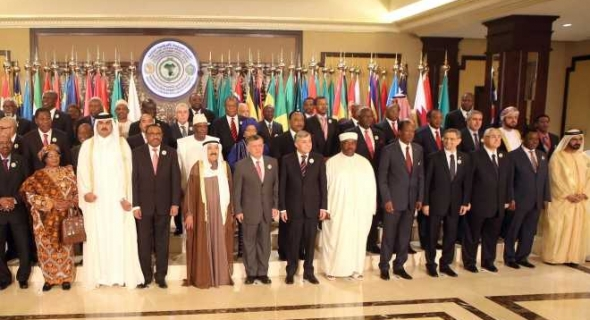 بالفيديو… انسحاب 8 دول عربية من القمة الافريقية العربية تضامنا مع المغرب في قضية الصحراء المغربية