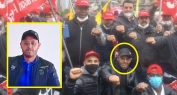 بالفيديو والله يرحمو… تفاصيل قتل نقابي مغربي أب لطفلين بواسطة شاحنة خلال وقفة احتجاجية وغضب كبير بين الجالية المغربية