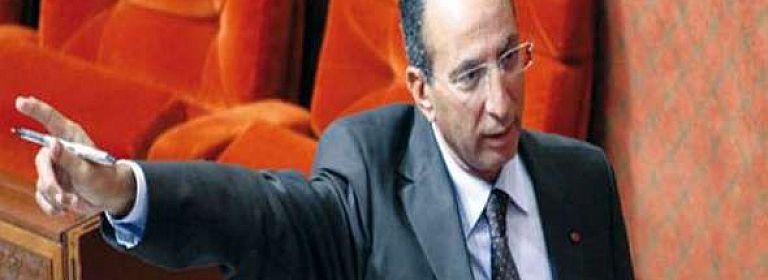 عاجل… حصاد يقيل عامل الحسيمة ويرسله لكراج وزارة الداخلية