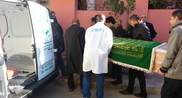 بالفيديو… لحظات مؤثرة أثناء دخول جثمان ضحية هجوم اسطنبول إلى منزلها ببني ملال بالزغاريد