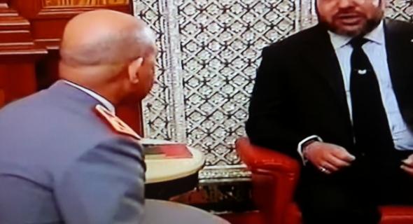الملك يعين الوراق مفتشا عاما للقوات المسلحة الملكية بدلا من عروب