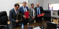 جامعة السلطان مولاي سليمان تُوقِّع اتفاقية مُهمَّة مع عمالة وبلدية خنيفرة وidat  لفائدة الشباب
