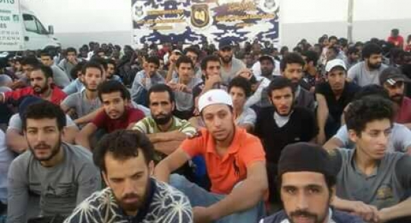 وفين هي لكلمة ديال الخارجية… تأجيل ترحيل المهاجرين المغاربة المحتجزين بالديار الليبية إلى بلدهم المغرب