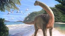 شاب وفتيات بمصر وراء اكتشاف ديناصور عمره 80 مليون سنة – صور-