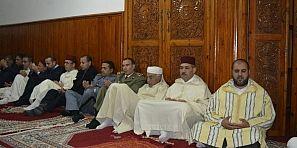 عامل إقليم أزيلال يحيي ذكرى عيد المولد النبوي بالمسجد الأعظم