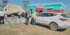 أزيد من 240 مستفيد ومستفيدة من قافلة طبية بدار ولد زيدوح والساكنة تستحسن