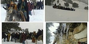 بعد العريضة… ساكنة جبال اغرضان تخير الجمعية بين الزميل المكاوي أو المغادرة وتقرر تنظيم مسيرة تضامنية