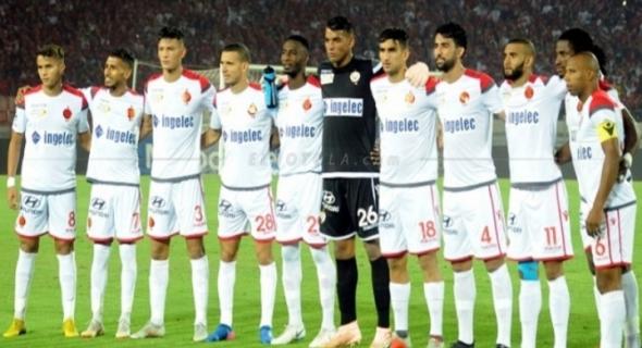 الوداد الرياضي يمر على حساب النجم الساحلي التونسي إلى نصف نهائي مسابقة دوري أبطال أفريقيا