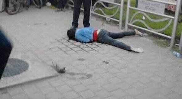 خطير..لقرقوبي ومايدير..تخالف مع صديقته فقتلها في حديقة عمومية وأقدم على الانتحار -الصورة-