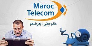 """ريزو """"الأعصاب"""" لاتصالات المغرب يدفع مواطن لتكسير هاتفه و يحرج مسؤولي القطاع و الساكنة تدفع الفواتير بدون خدمات"""