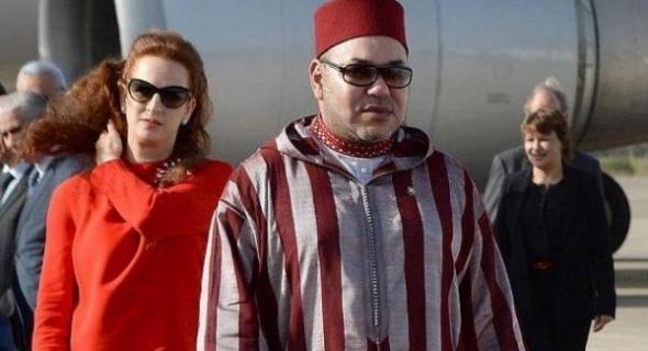 """مجلة """"غالا"""" الفرنسية : محامي الملك محمد السادس يكشف رسميا في بلاغ انفصاله عن عقيلته للى سلمى"""