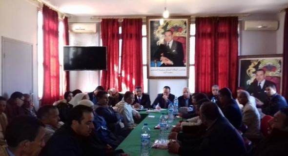 منتخبو جماعة أولاد ناصر يثمنون عودة المغرب إلى الاتحاد الإفريقي  ويعتبرون النهوض بالبنيات التحتية للجماعة أولوية مهمة