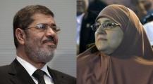"""زوجة الرئيس السابق لمصر محمد مرسي تروي تفاصيل دفن جثمان زوجها وسط اجراءات مشددة من """"السيسي"""""""