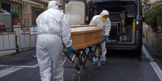 حصيلة كارثية بالجارة إسبانيا : 838 وفاة بكورونا وأزيد من 78  ألف إصابة
