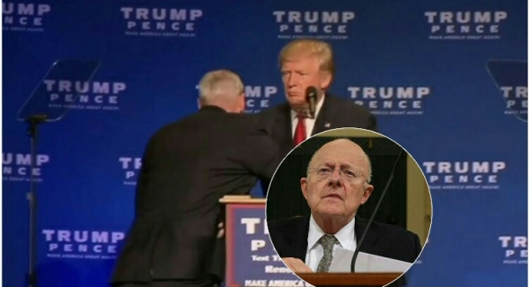 مدير الاستخبارات الأمريكية جيمس كلابر يوجه صفعة لترامب و يعلن استقالته