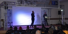 الانطلاق الرسمي لفعاليات مهرجان أبي الجعد للسينما والتشكيل