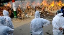 الهند تسجل رقما قياسيا في عدد الوفيات بكورونا والدول تقدم المساعدات