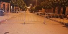 إصابات كورونا تدفع السلطات إلى إغلاق حي بتغسالين وإلغاء سوق ايت اسحاق =التفاصيل=