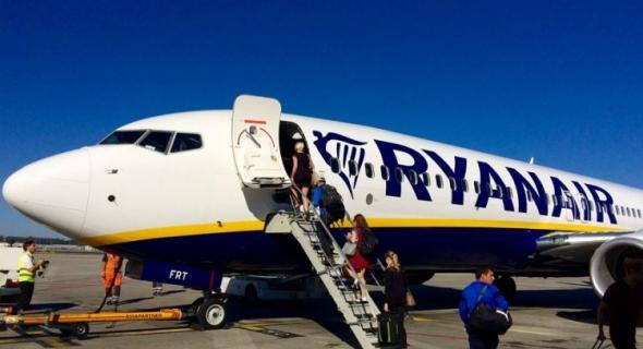 """""""ريان إير"""" تعلن عن استئناف أنشطتها في المغرب وتنظم رحلات من وإلى مجموعة من دول أوروبا =بلاغ="""