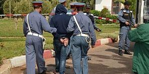 المركز القضائي بازيلال يعتقل أفراد عصابة متخصصة في السرقة الموصوفة وهؤلاء ضحاياهم