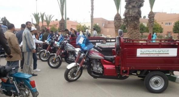 عاجل… الوزير بوليف يفي بوعده و يزف خبرا سعيدا لأصحاب الدراجات النارية والثلاثية العجلات وهذه هي التخفيضات المهمة