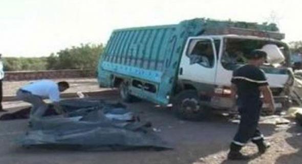 فاجعة تهز برشيد وتحول عرس الى مأثم ووفاة 8 أشخاص واصابة 21 ضحية بينهم العريس