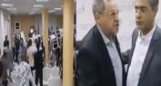 شوهة بالفيديو… مطايفة خايبة بالكراسي في لقاء حزب الحركة الشعبية