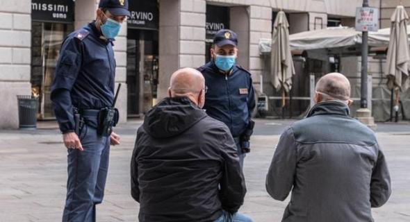 المجلس الحكومي بإيطاليا يدرس تطبيق حظر التجول في كافة أنحاء البلاد لكبح انتشار العدوى